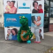 Fidelisaurus Accepts SmileMonster's ALS #IceBucketChallenge